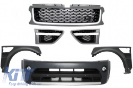 Facelift Conversion Assembly Land Rover Range Rover Sport (2005-2013) L320 Autobiography Design - COFBRRSAFFG