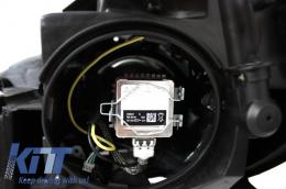 Facelift headlights Mercedes Benz C-Class W204 (2007-2012)