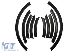 Fender Flares Wheel Arches Extensions Range Rover Sport L494 (2013-up) SVR Design - WARRSL494SVR