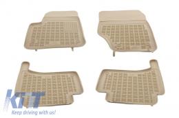 Floor mat Beige VW TOUAREG (7LA, 7L6, 7L7) (2002-2010) Porsche Cayenne (9PA) 2002-2010 - 200105B