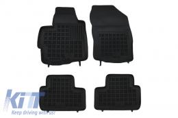 Floor mat black CITROEN C4 Aircross 2012-; suitable for MITSUBISHI ASX 2010- - 202306