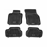 Floor mat black fits to BMW suitable for MINI One Cooper (F56) 2013-  - 200719