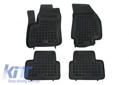 Floor mat black fits to/ OPEL Meriva B 2010-  - 200513
