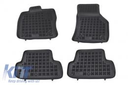 Floor mat black fits to suitable for AUDI A3 Hatchback 2012-  - 200116