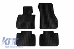 Floor mat black fits to suitable for BMW X1 (F48) 2015- suitable for BMW X2 (F39) 2017- - 15510