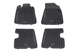 Floor mat black fits to suitable for DACIA Logan Wagon 2008-  - 203402