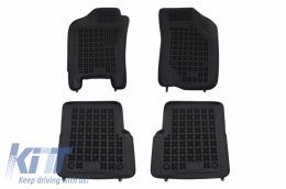 Floor mat black fits to suitable for FIAT ALBEA (2002-2010) - 201510