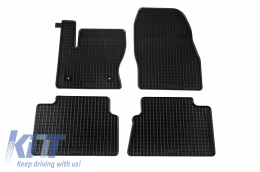 Floor mat black fits to suitable for FORD Kuga 2013+ - 36510