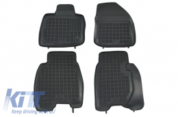 Floor mat black fits to suitable for HONDA Civic 01/2006-2012  - 200902