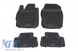Floor mat black fits to suitable for MAZDA CX7 2009-  - 200807