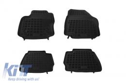 Floor mat Black Ford Mondeo IV 026 2007 - 2014 - 200605