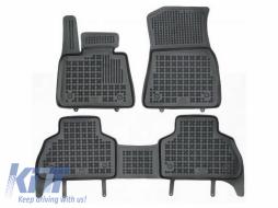 Floor mat Black Rubber suitable for BMW X5 (G05) 2018 - - 200731