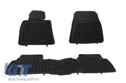 Floor mat Black suitable for TOYOTA Land Cruiser J200 V8 2008 - 201413