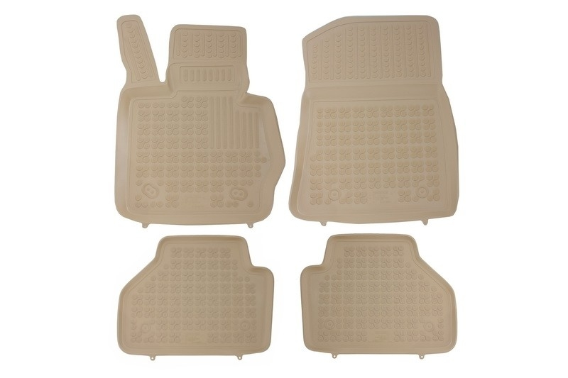 Floor Mat Carpet Beige Suitable For Bmw X3 F25 2011 2017 X4 F26