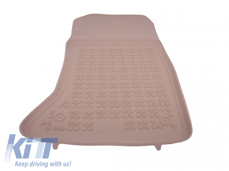 Floor Mat Rubber Beige Bmw Series 5 F10 F11 2013
