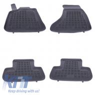 Floor mat Rubber Black AUDI Q5 2008-2011