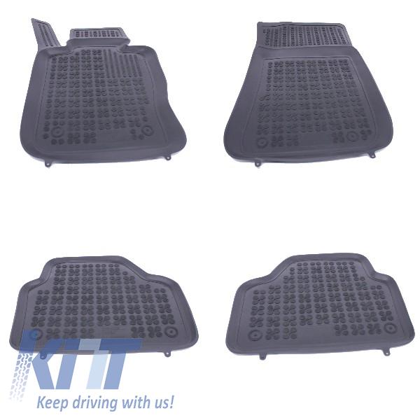 Floor Mat Rubber Black BMW X1 E84 2009-2015