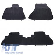 Floor mat Rubber Black BMW X5 F15 2013+, X6 F16 2014+ - 200718