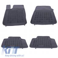 Floor mat rubber Black JEEP Grand Cherokee IV 2010+ - 203105