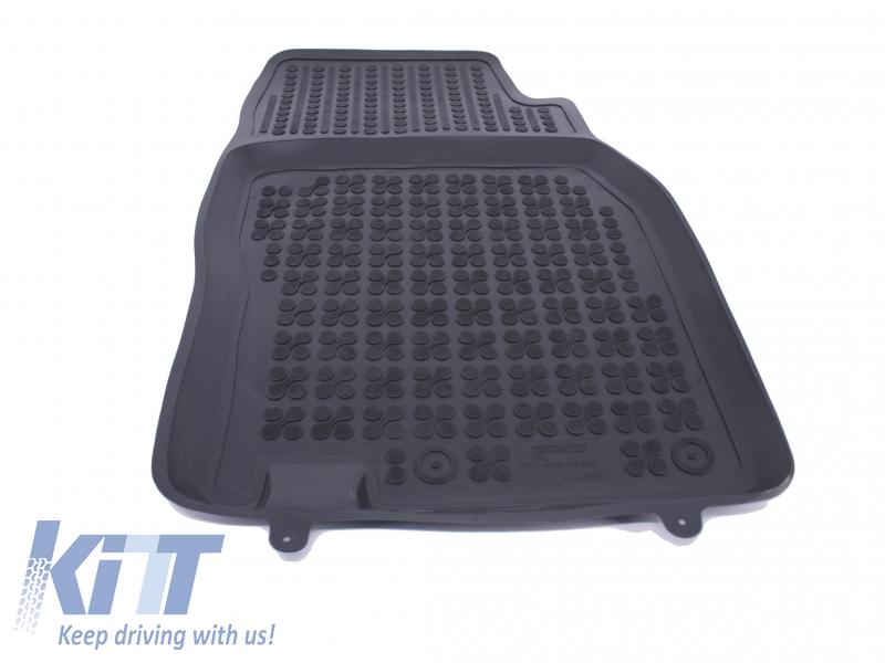 tapis de sol caoutchouc noir renault kadjar 15 floor mat rubber ebay. Black Bedroom Furniture Sets. Home Design Ideas