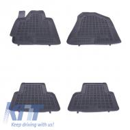 Floor mat rubber HYUNDAI Tucson 2015+; KIA Sportage 2016+ Black  - 201617