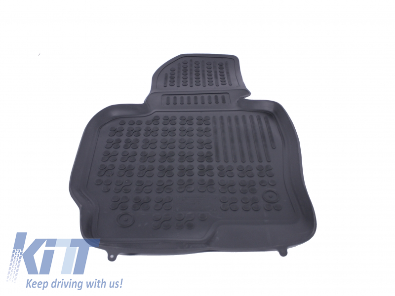 floor mat rubber mazda cx5 2012 black. Black Bedroom Furniture Sets. Home Design Ideas