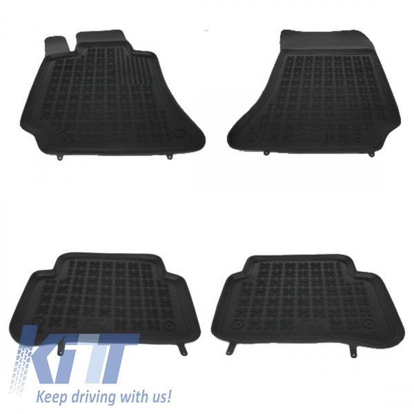 Floor mat rubber mercedes e class w212 2009 2016 for Mercedes benz floor mats e350