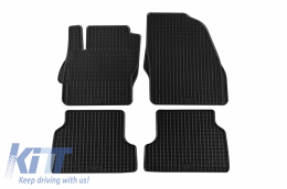 Floor Mat Rubber suitable for FORD Focus 11/2004-02/2011 - 32210