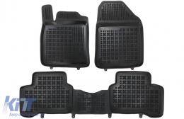 Floor Mat Rubber suitable for Hyundai IONIQ (2016-) - 201618