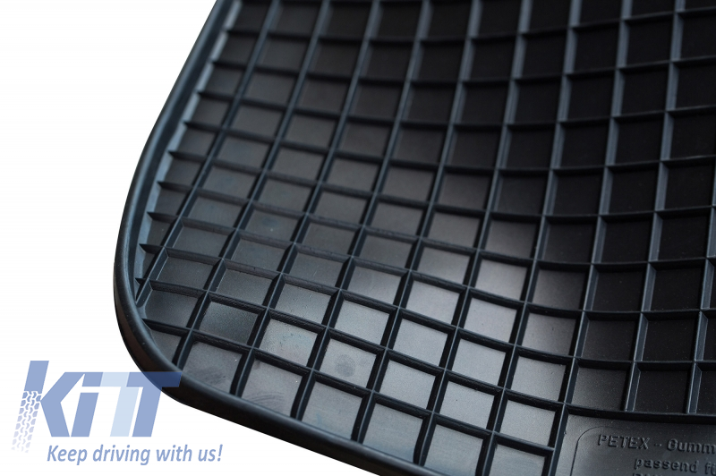 Floor Mat Rubber suitable for OPEL Astra H 2004-10/2009 ...