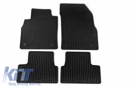 Floor Mat Rubber suitable for OPEL Astra J 11/2009-08/2015, Astra J Sports Tourer 11/2010-03/2016, Astra J GTC 11/2011, Cascada 04/2013 - 58210