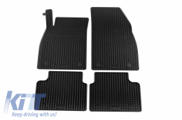 Floor Mat Rubber suitable for OPEL Insignia 11/2008-04/2017, Insignia Sports Tourer 02/2009-04/2017, Chevrolet Malibu 06/2012-11/2015 - 57310