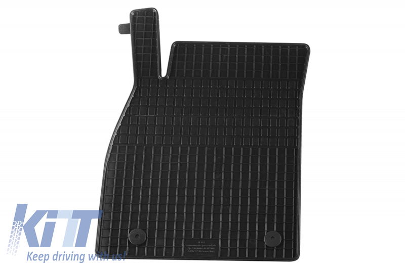 PROTECTIVE RUBBER BOOT MATS TO FIT Opel Insignia MODELS UNIVERSAL BOOT MAT