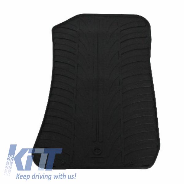 Floor Mats Rubber Mats BMW X1 E84 (2009-2015) Black