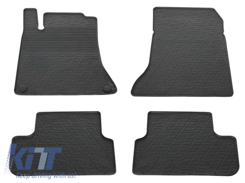 Floor mats rubber mats mercedes benz a class w176 2012 up for Mercedes benz mats