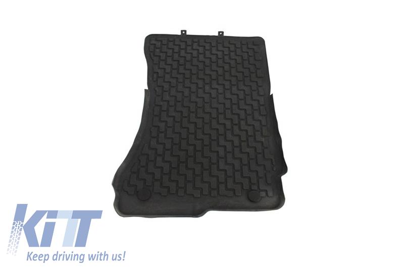 Floor mats rubber mats mercedes benz s class w221 long for Mercedes benz mats