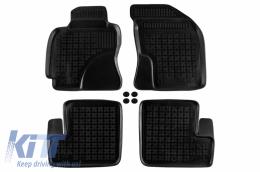 Floor Mats Rubber suitable for Toyota RAV4 II (2000-2003) 5 Doors - 201434