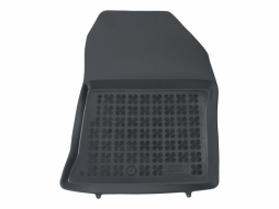Floormat black front fits to/ DACIA Dokker Van2012-  - 203405P