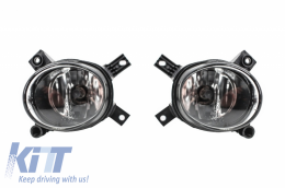 Fog Light Projector suitable for AUDI A4 B7 (2004-2007) A3 8P (2003-2008) Left Right - COFLAUA4B7