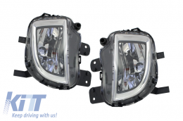 Fog Light Projectors suitable for VW Golf VI 6 GTI GTD (2008-2013) - FLVWG6GTI