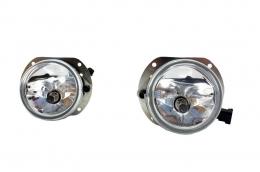 Fog Lights Projectors Mercedes Benz AMG W221 S63, W221 S-65, W211 E-Class, W204 C-Class, W164 AMG, W209 CLK - FLMB01