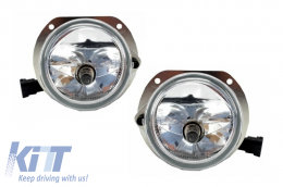 KITT SWMB09DC Headlights 1998-2001 Chrome