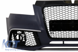 Front Bumper Audi A3 8P Facelift (2009-2013) RS Style  - FBAUA38PFRS