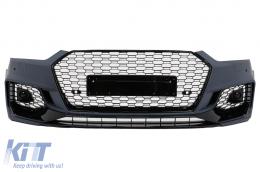 Front Bumper Audi A5 F5 (2017-) Quattro RS5 Design - FBAUA5F5RS