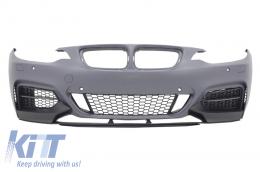 Front Bumper BMW 2 Series F22/F23 (2013-) Coupe Cabrio M-Performance Design - FBBMF22MP