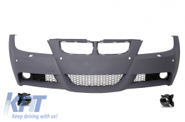 Front Bumper BMW 3 Series E90 E91 Sedan Touring (2004-2008)