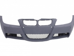 Front Bumper BMW 3 Series E90 E91 Sedan Touring (2004-2008) With PDC Holes Without Washing Sistem