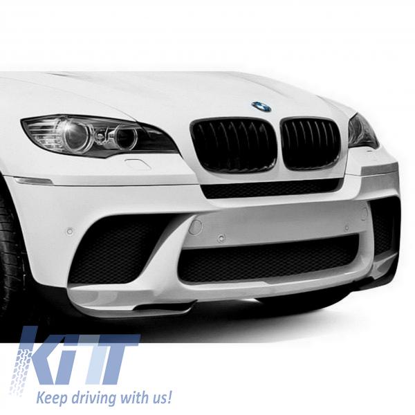 Bmw X6m 2015: Front Bumper BMW E71 X6 (2008-2012) And BMW X6 E71 (2008