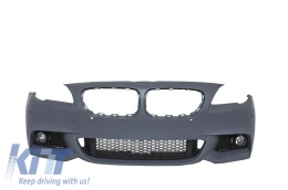 Front Bumper BMW F10 F11 5 Series (2011-2014) M-Technik Design