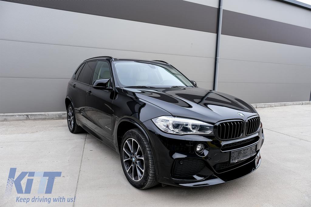 Front Bumper Lip Suitable for BMW X5 F15 (2014-2018) Aero ...